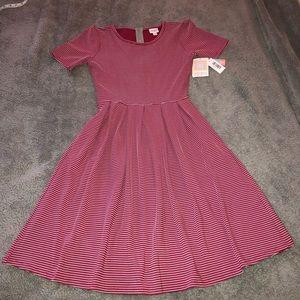 NWT LuLaRoe Amelia dress, Size Small